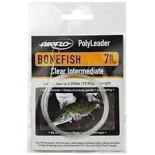 LEADER POLY CLEAR INTERMEDIATE BONEFISH 7lt (2,1M) 24lb (10,9K)