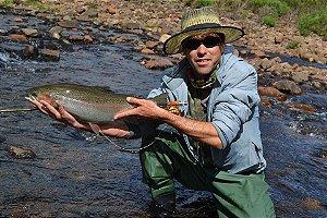 Pesca de truta Guiada