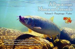 Livro A Pesca com Mosca no Cerrado