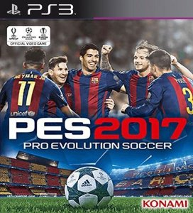 Pes 2017 Pro Evolution Soccer 2017 - PS3 Mídia Digital