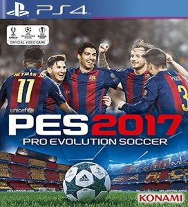 Pes 2017 Pro Evolution Soccer 2017 - PS4 Mídia Digital