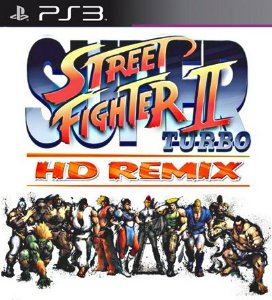 Super Street Fighter 2 Turbo HD Remix - PS3 Mídia Digital
