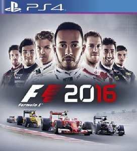 F1 2016 Formula 1 - PS4 Mídia Digital