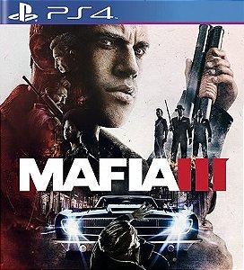 Mafia 3 - PS4 Mídia Digital
