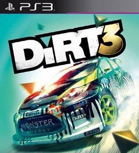 Dirt 3 - PS3 Mídia Digital