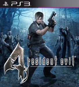 Resident Evil 4 HD - PS3 Mídia Digital