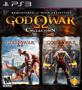 God of War Collection - PS3 Mídia Digital