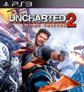 Uncharted 2 Among Thieves Goty Edition - PS3 Mídia Digital