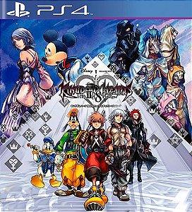 Kingdom Hearts HD 2.8 Final Chapter Prologue - PS4 Mídia Digital