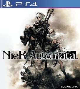 NieR Automata - PS4 Mídia Digital
