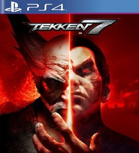 Tekken 7 - PS4 Mídia Digital