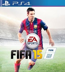 Fifa 15 em Português - PS4 Mídia Digital