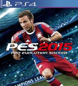 PES Pro Evolution Soccer 2015 - PS4 Mídia Digital