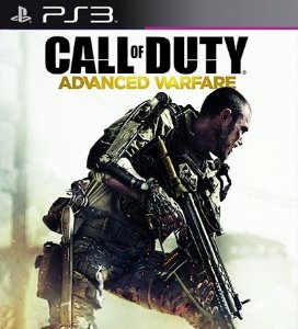 Call of Duty Advanced Warfare CoD - PS3 Mídia Digital