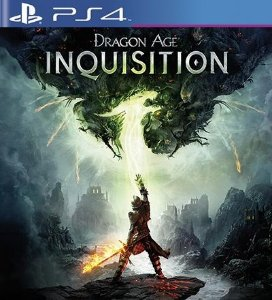 Dragon Age Inquisition - PS4 Mídia Digital