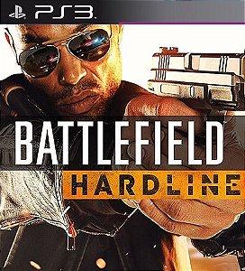 Battlefield Hardline BF - PS3 Mídia Digital