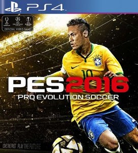 PES Pro Evolution Soccer 2016 - PS4 Mídia Digital