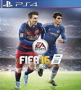 Fifa 16 em Português - PS4 Mídia Digital