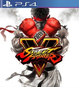Street Fighter 5 V - PS4 Midia Digital