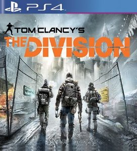 The Division Tom Clancys - PS4 Mídia Digital