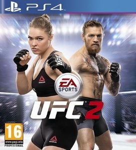 UFC 2 - PS4 Mídia Digital