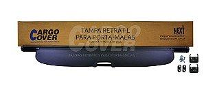 Kia MOHAVE - Tampa Retrátil do porta-malas (preta)