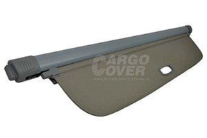SALDO!! - Chevrolet SPIN até 2015 - Tampa Retrátil do porta-malas (Cinza Platina) c/ pequenas avarias