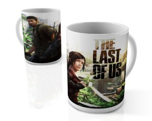Caneca Personalizada The Last Of Us
