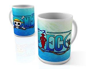 Caneca Personalizada One Piece