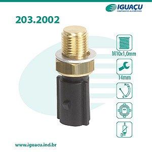 Sensor de Temperatura do Painel Escort / Gol / Parati / Savero / Santana AP - CIG2002
