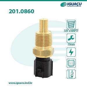 Sensor de Temperatura Palio / Idea / Doblo 1.6 / 1.8 16V Etorq - CIG860