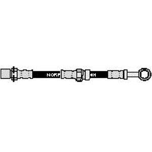 Flexivel do Freio Dianteiro 490mm Kia / Asia Towner - CNO8301