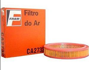 Filtro de Ar Seco Verona / Escort / Xr3 / Del Rey a Partir de 02 / 89 / Logus 1.6 / Todos com Motor CHT - CFFCA2732