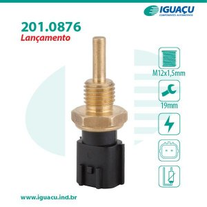 Sensor de Temperatura Livina / March / Versa / Tiida - CIG876