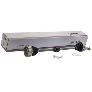 Semi Eixo Gol G5 1.0 Power 8V 08 > Fox 1.0 8V 09 > Lado Direito - CVT9641