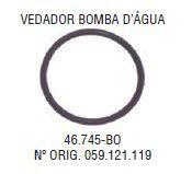 Junta do Vedador da Bomba Dagua - 51X4 1.5 / 1.6 / 1.8 / 2.0 - CSS46745BO
