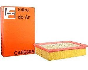 Filtro de Ar Seco Marea 97 em Diante / Brava 99 em Diante / Alfa Romeo 145 / 155 95 em Diante - CFFCA5630A
