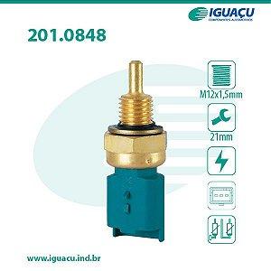 Sensor de Temperatura 306 1.4 / 306 1.6 / 307 1.4 / 406 2.2 - CIG848