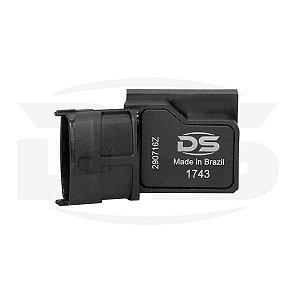 Sensor Map Clio 1.5 4C 8V 04 > / Grand Modus 1.5 4C 8V 04 > / Grand Scenic 1.5 4C 8V 04 > / Master 2.2 4C 16V 00 > - CDA1743