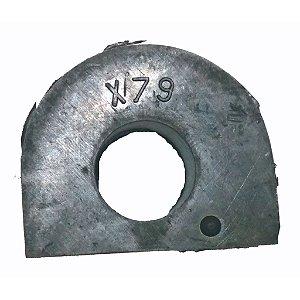 Borracha Barra Estabilizadora Dianteira Nova Montana / Agile 22mm ( Par ) - CKK2020279