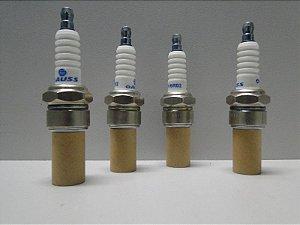 Vela Ignicao Doblo / Doblo Adventure / Idea Adventure 1.8 8V ( 112 Cv Gas. / 114 Cv. Alc. ) ( Bicombustivel ) 06 > - CGAGV6R02