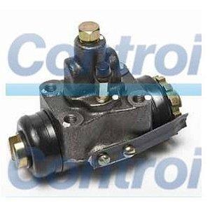 Cilindro de Roda Esquerda Anterior 22,22mm Bandeirante 80 / 96 com Freio Dianteiro a Tambor - CON3382