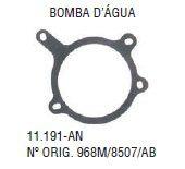 Junta da Bomba Dagua Ford Zetec 1.8 / 2.0 16V - CSS11191AN
