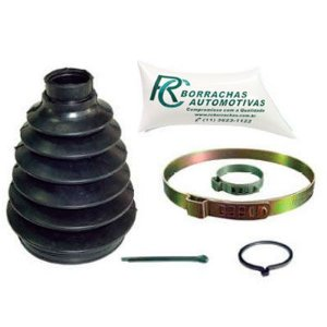 Kit Coifa Junta Homocinetica Lado Roda Astra 99 / 12 1.8 / 2.0 8V / 16V S / Abs / Vectra 94 / 96 1.8 / 2.0 C-S / Abs Transmissao Mecanica - CRC21321