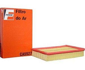 Filtro de Ar Seco Gol / Parati 1.6 / 2.0 16V 96 / ... - CFFCA5927