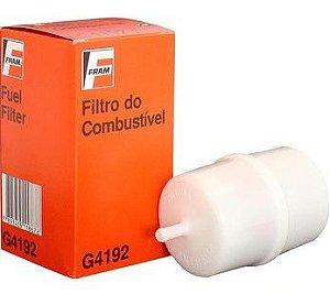 Filtro de Combustivel GM / VW / Ford Alc. sem Mangueira ( Bico Ø6mm ) - CFFG4192