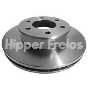 Disco de Freio Ventilado Ranger 4X2 / 4X4 2007 > 2012 ( Importada ) / B2600 4X4 2007 > / Bt50 4X2 / 4X4 > - CHI16T