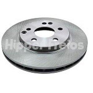 Disco de Freio Ventilado C180 ( W203 ) ( + ABS ) / C200 Kompressor ( + ABS ) / 2.0 16V / C200 Td Cdi ( + ABS ) / 2.0 16V 2000 > / C220 Cdi ( + ABS ) / 2.0 16V ( Todos W203 ) 2000 > - CHI470C