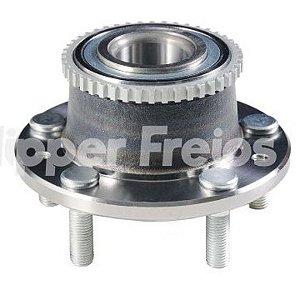 Cubo de Roda com Rolamento Fusion Todos < 2012 ( + ABS ) - CHICT15G