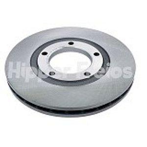Disco de Freio Ventilado Bongo K2500 2012 > - CHI352C